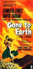 Gone to Earth 1950 DVD - Jennifer Jones / David Farrar